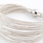 Armband met Japanse zijde