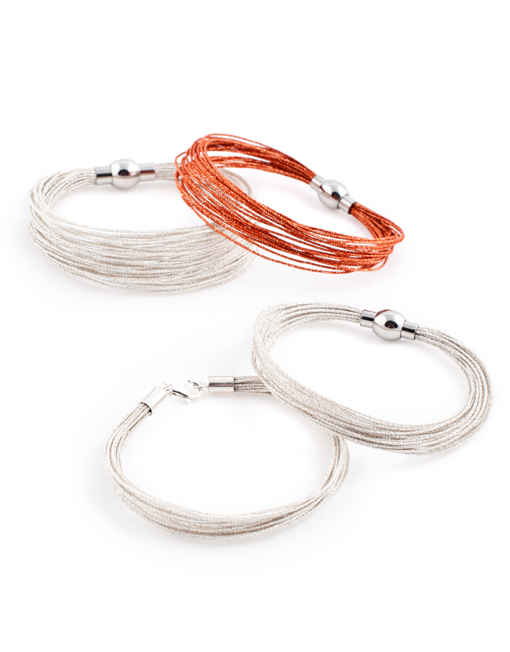 Armbanden met Japanse zijde