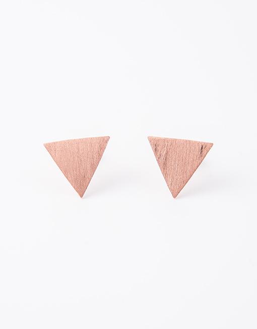 sterling zilveren triangles